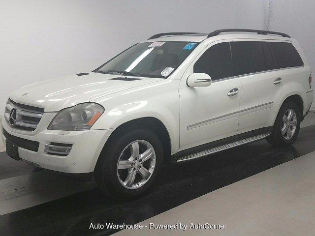 2008 Mercedes Benz GL-Class GL450 7-Speed Automatic