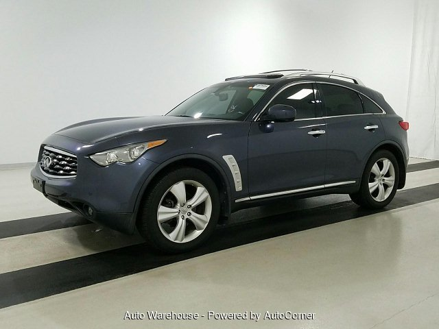 2010 Infiniti FX FX35 AWD 5-Speed Automatic