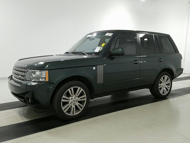 2009 Land Rover Range Rover HSE 6-Speed Automatic