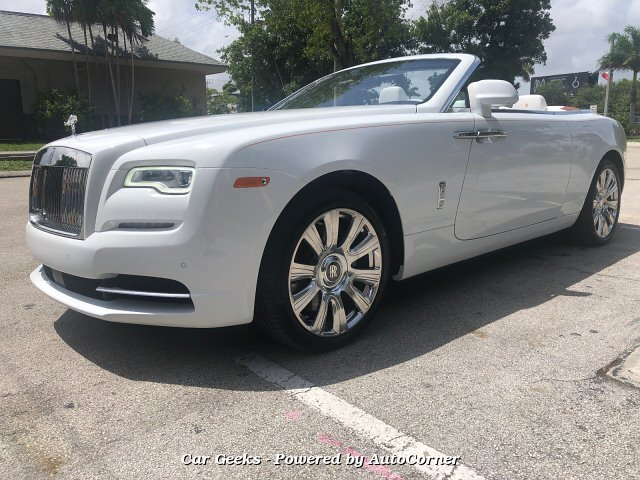 2016 Rolls Royce Dawn $2900 Monthly MSRP $415190