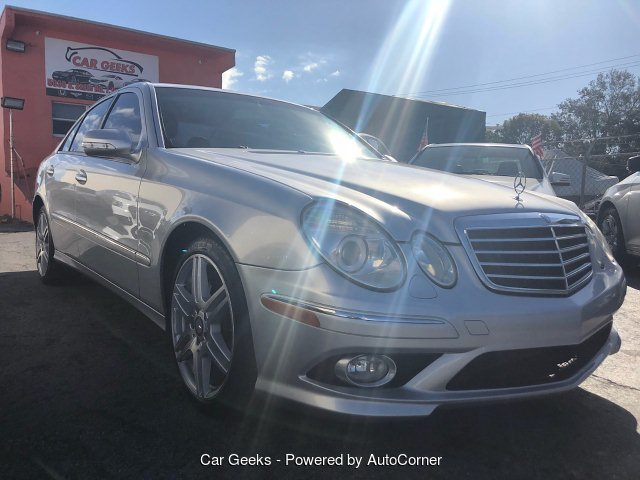 2008 Mercedes Benz E-Class E320 E320 BLUETEC 7-Speed Automatic