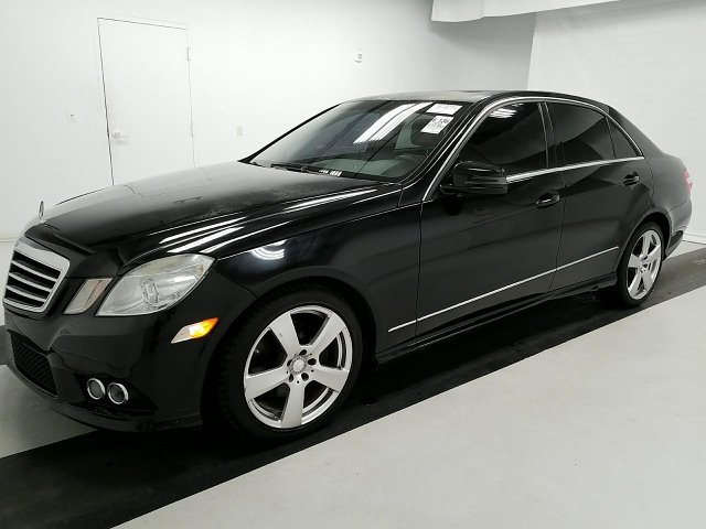 2010 Mercedes Benz E-Class E350 Sedan 7-Speed Automatic